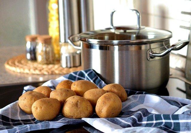 Les pommes de terre sont beaucoup plus nutritives que vous ne le pensez, même sans la peau !